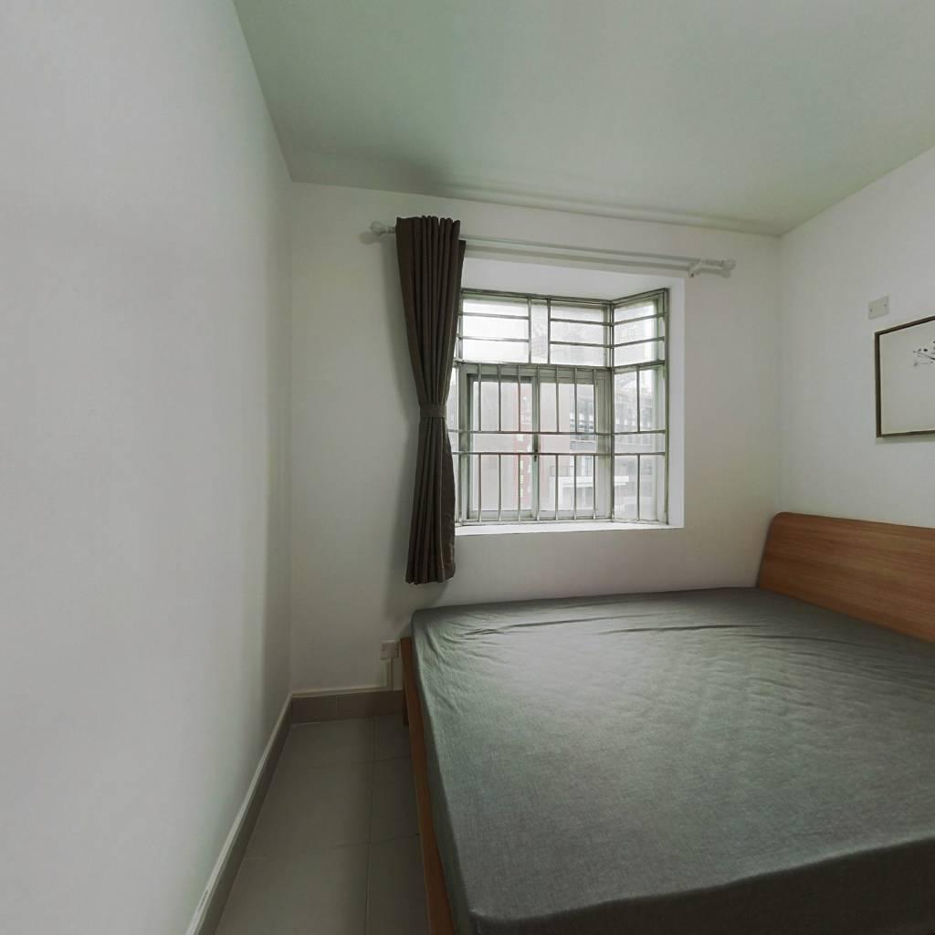 整租·缔梦园 1室1厅 南卧室图