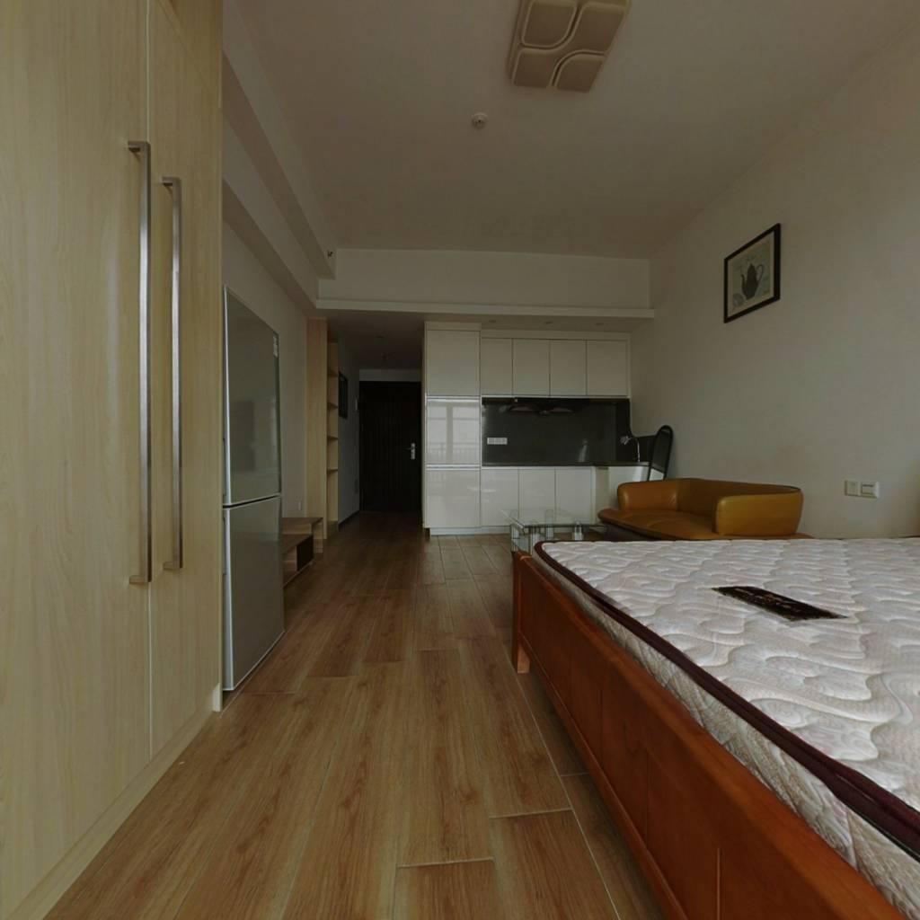 碧水湾花园单身公寓带租约出售,家私家电齐全