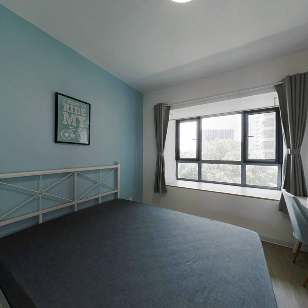合租·大家多立方 4室1厅 南卧室图