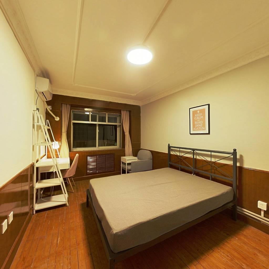 合租·晨阳里 3室1厅 南卧室图