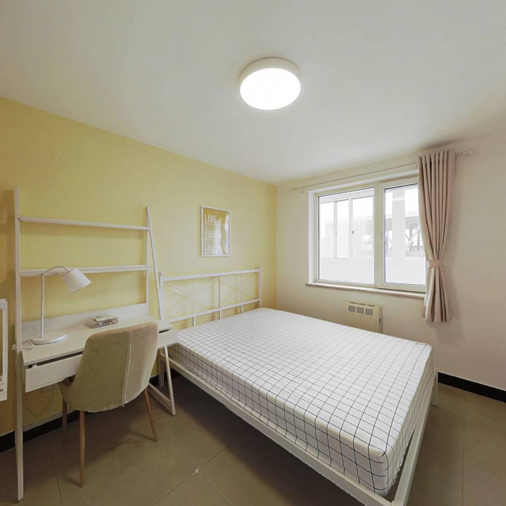 合租·大黄庄东路 3室1厅 南卧室图