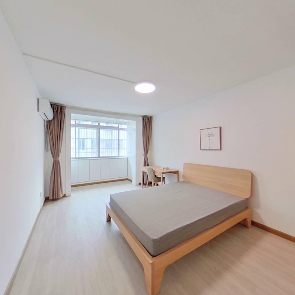 整租·武川路222弄 1室1厅 南卧室图