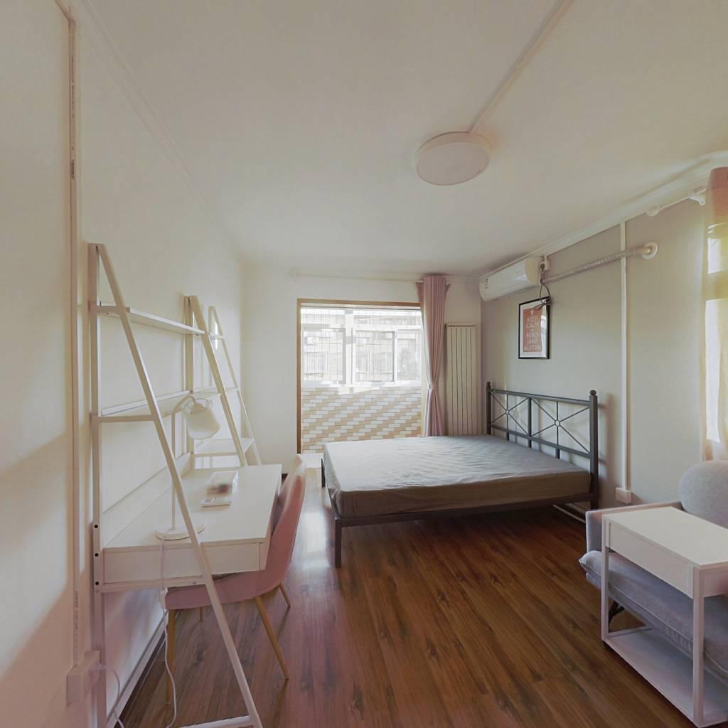 合租·华宁北里 2室1厅 北卧室图