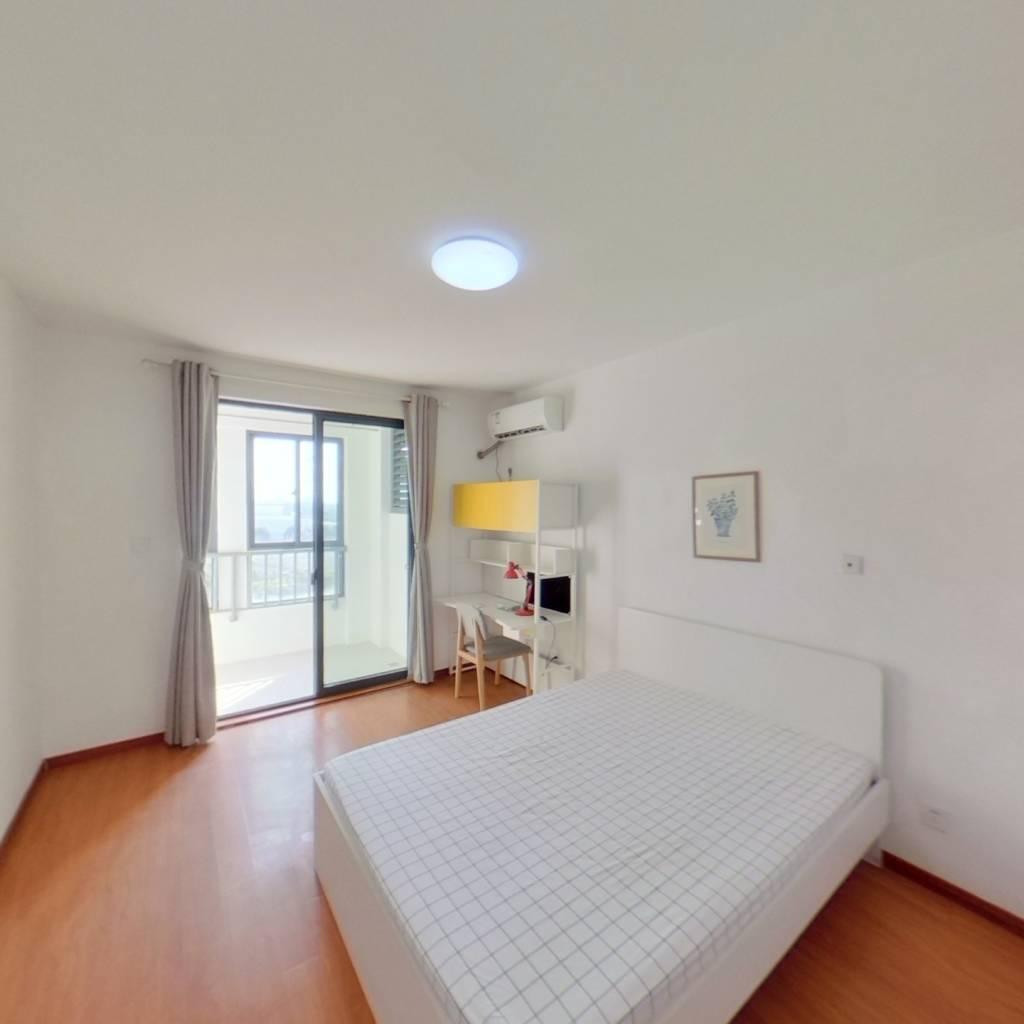 合租·塘和家园登云苑 2室1厅 南卧室图