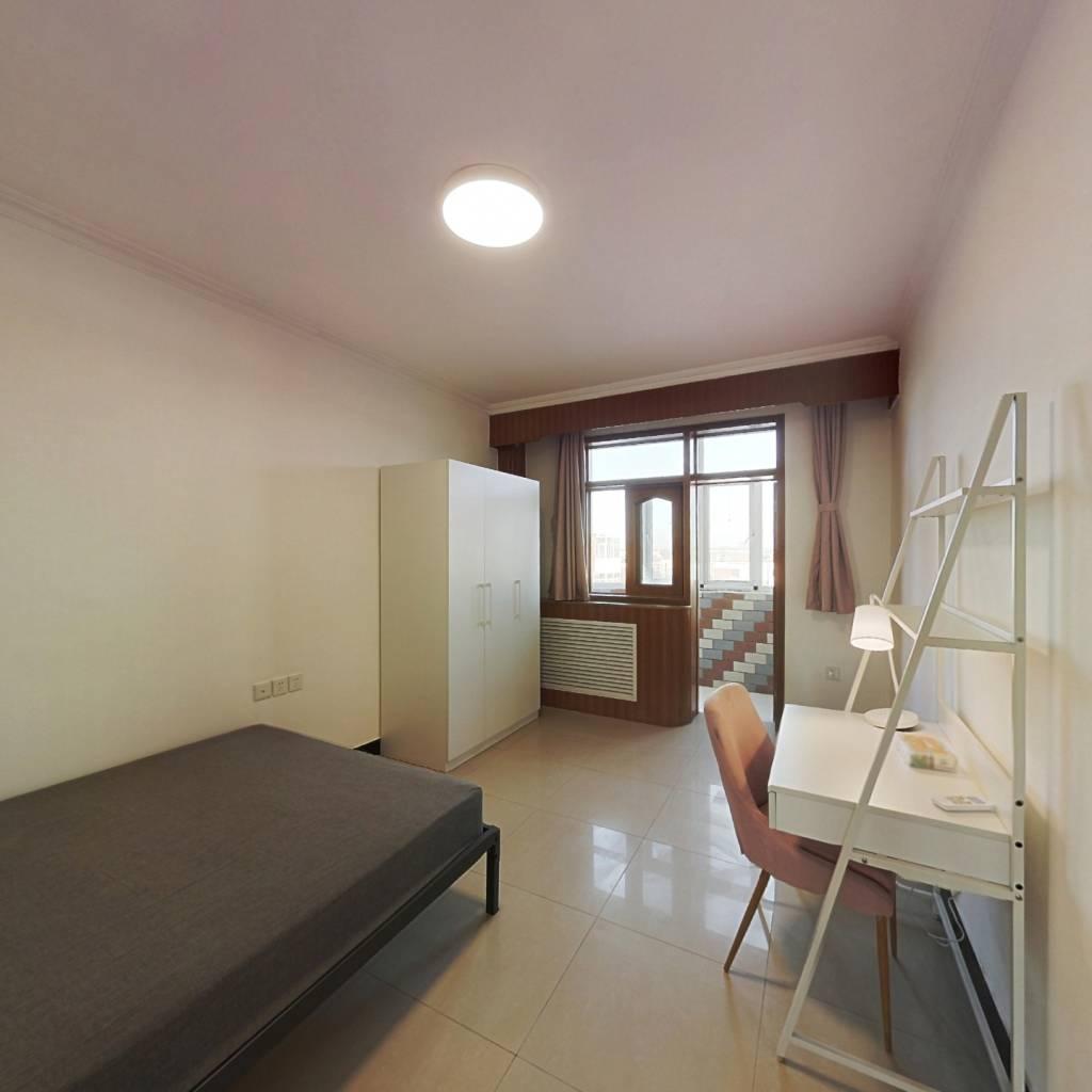 合租·垡头西里三区 3室1厅 南卧室图