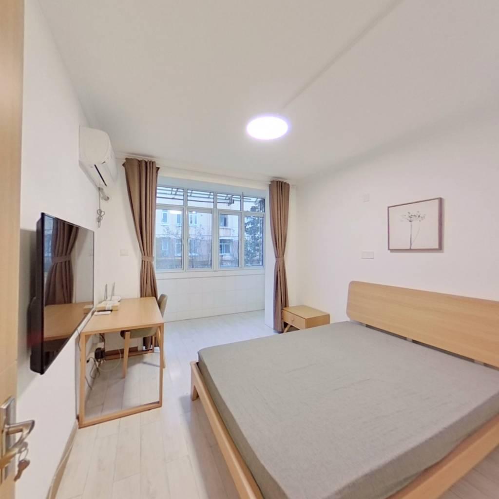 整租·赤一小区 1室1厅 南卧室图