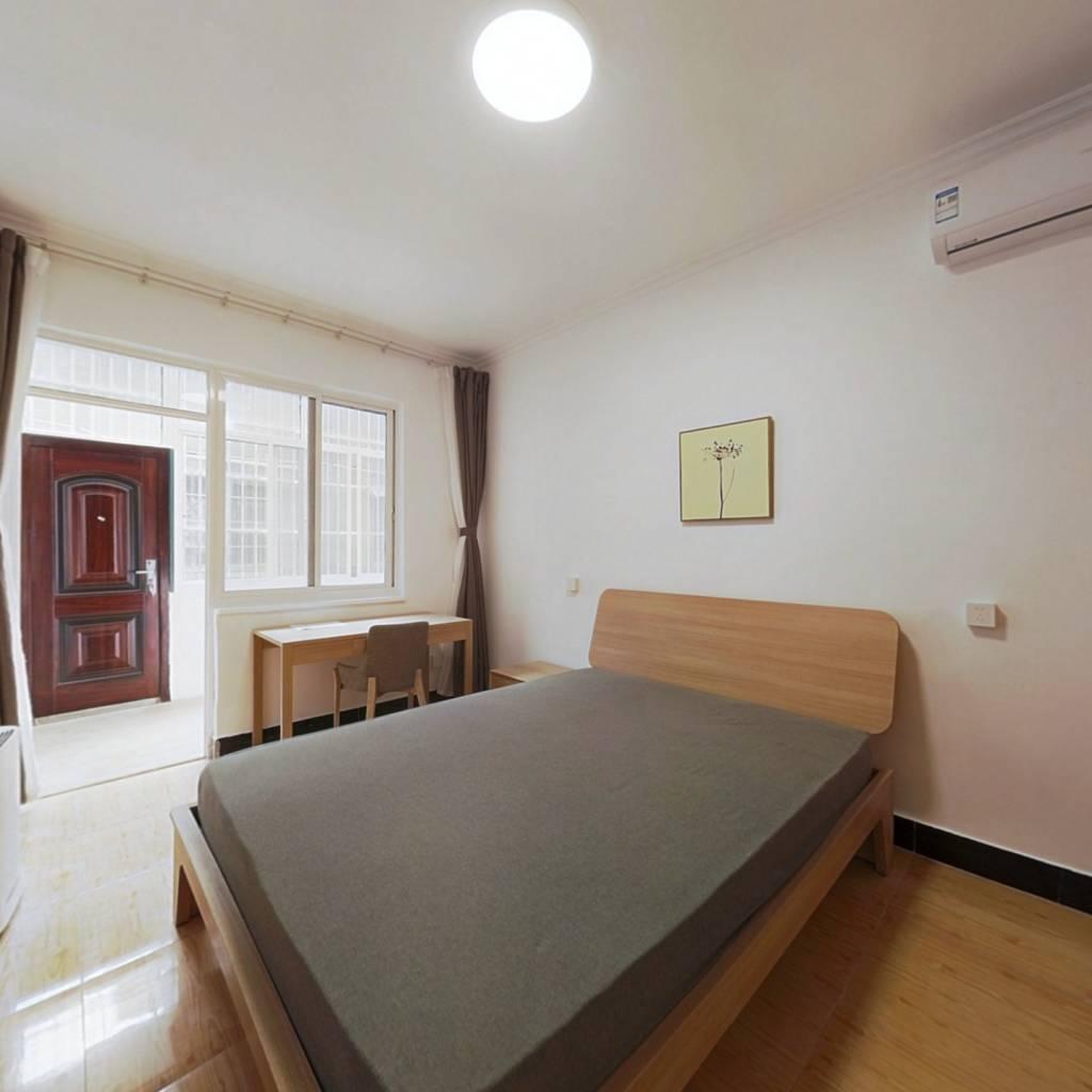 整租·庆丰新村 2室1厅 南卧室图
