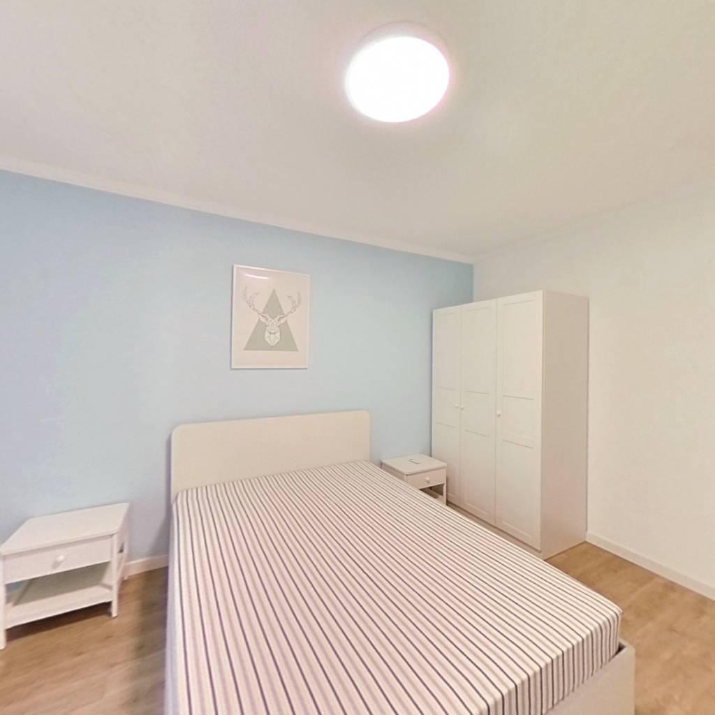整租·花港幸福城杜鹃园 2室1厅 南卧室图