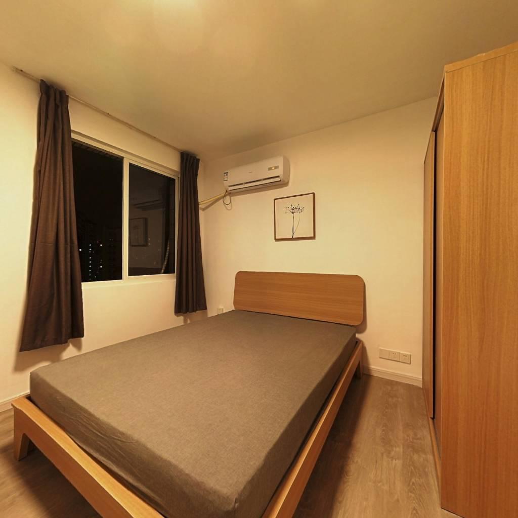 整租·秀水苑(黄浦) 2室1厅 南卧室图