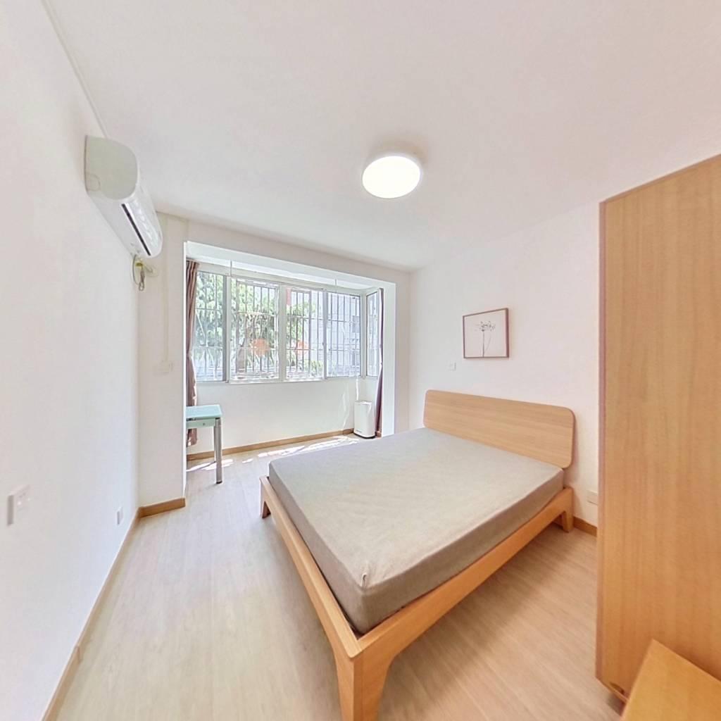 整租·柳营路1025弄 1室1厅 南卧室图