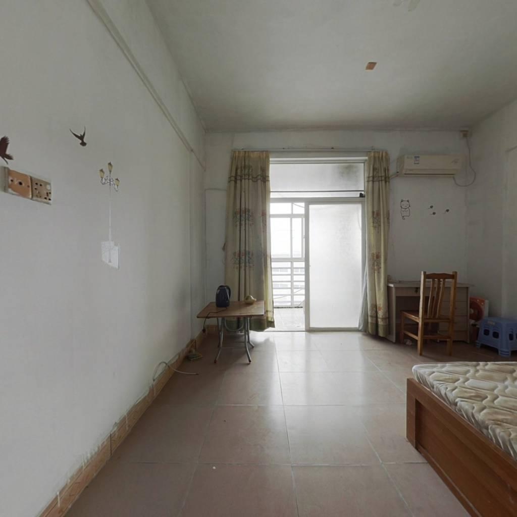 山水花城 1室1厅 南