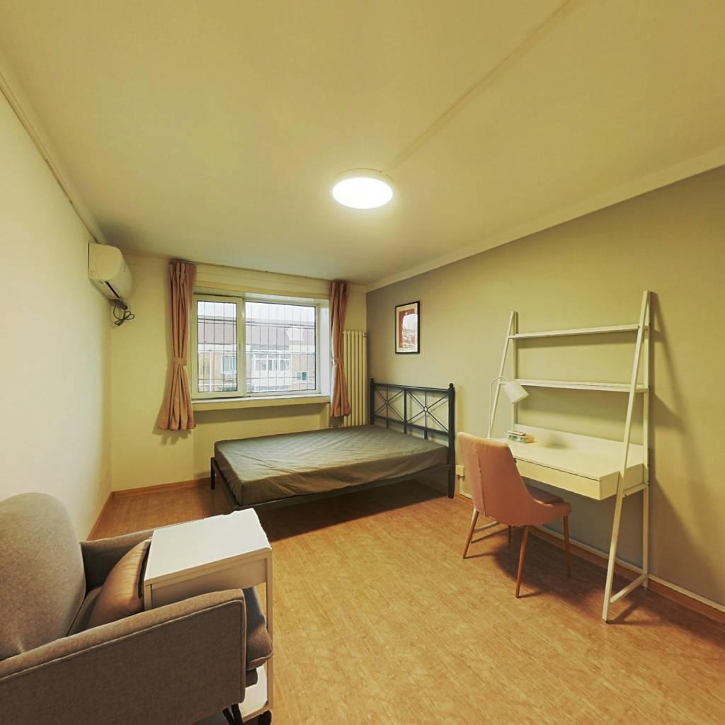 合租·林苑西里 2室1厅 南卧室图
