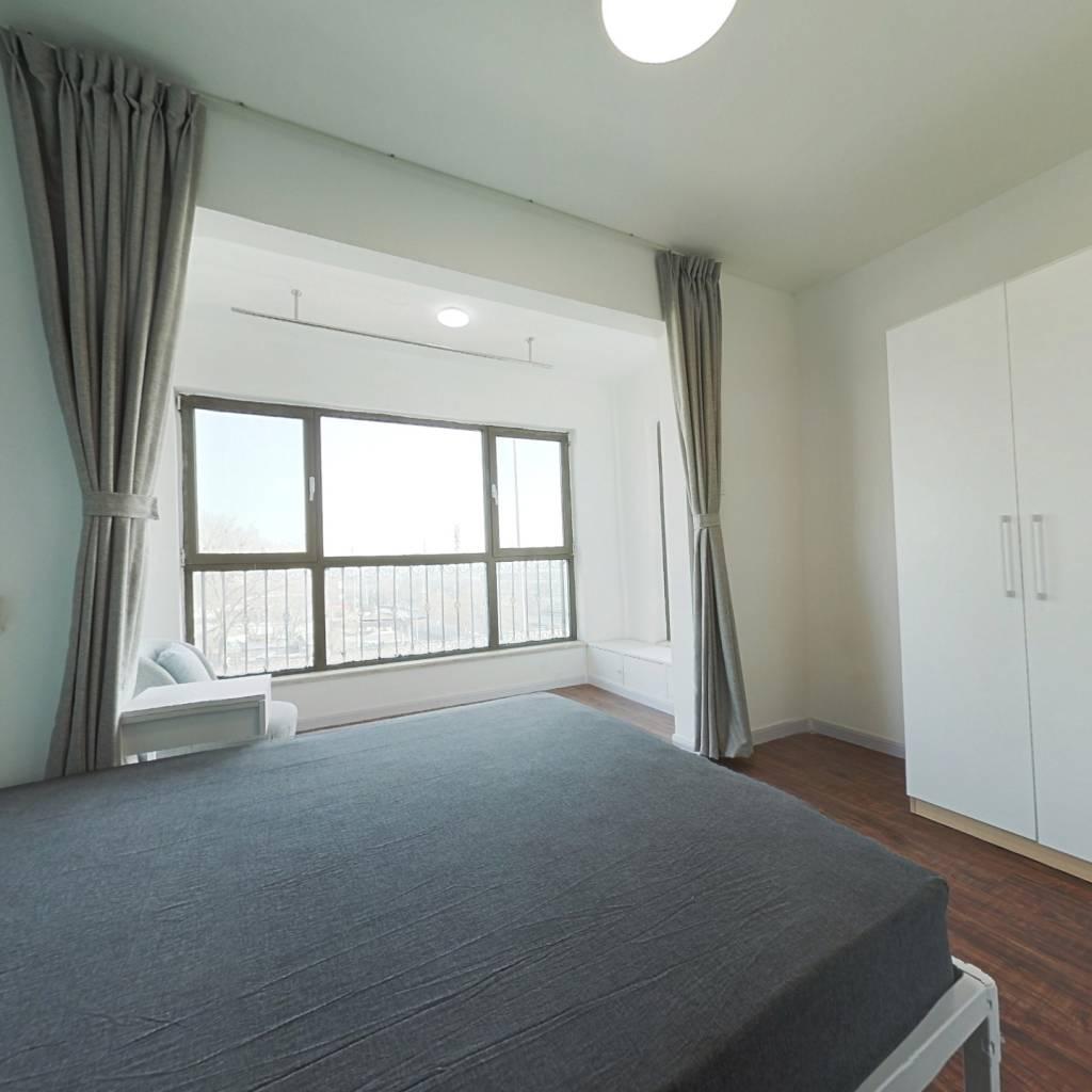 合租·方庄6号 3室1厅 南卧室图