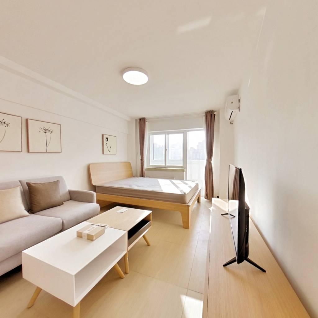 整租·潘家园南里 2室1厅 南卧室图