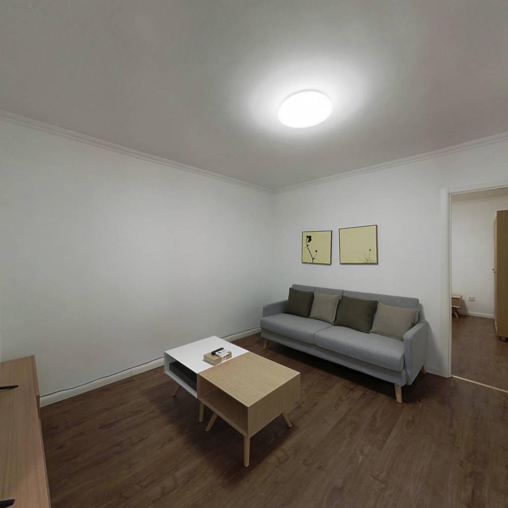 整租·弘善家园 1室1厅 南卧室图