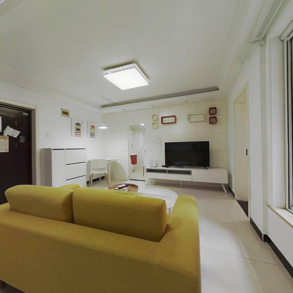 整租·文慧园北路4号院 1室1厅 西卧室图