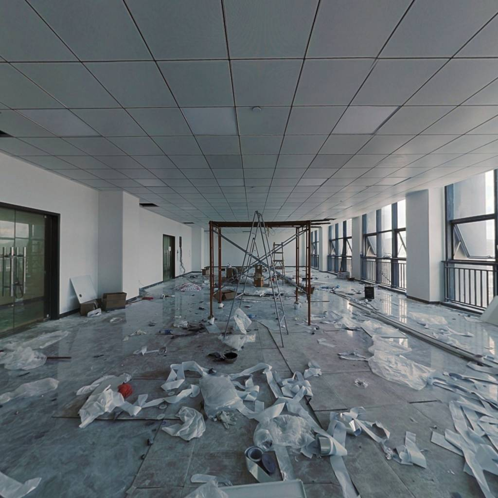 香洲总站旁 精装修高层电梯 稀有大面积 写字楼