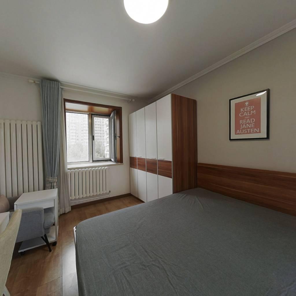 合租·兴隆家园 4室1厅 北卧室图