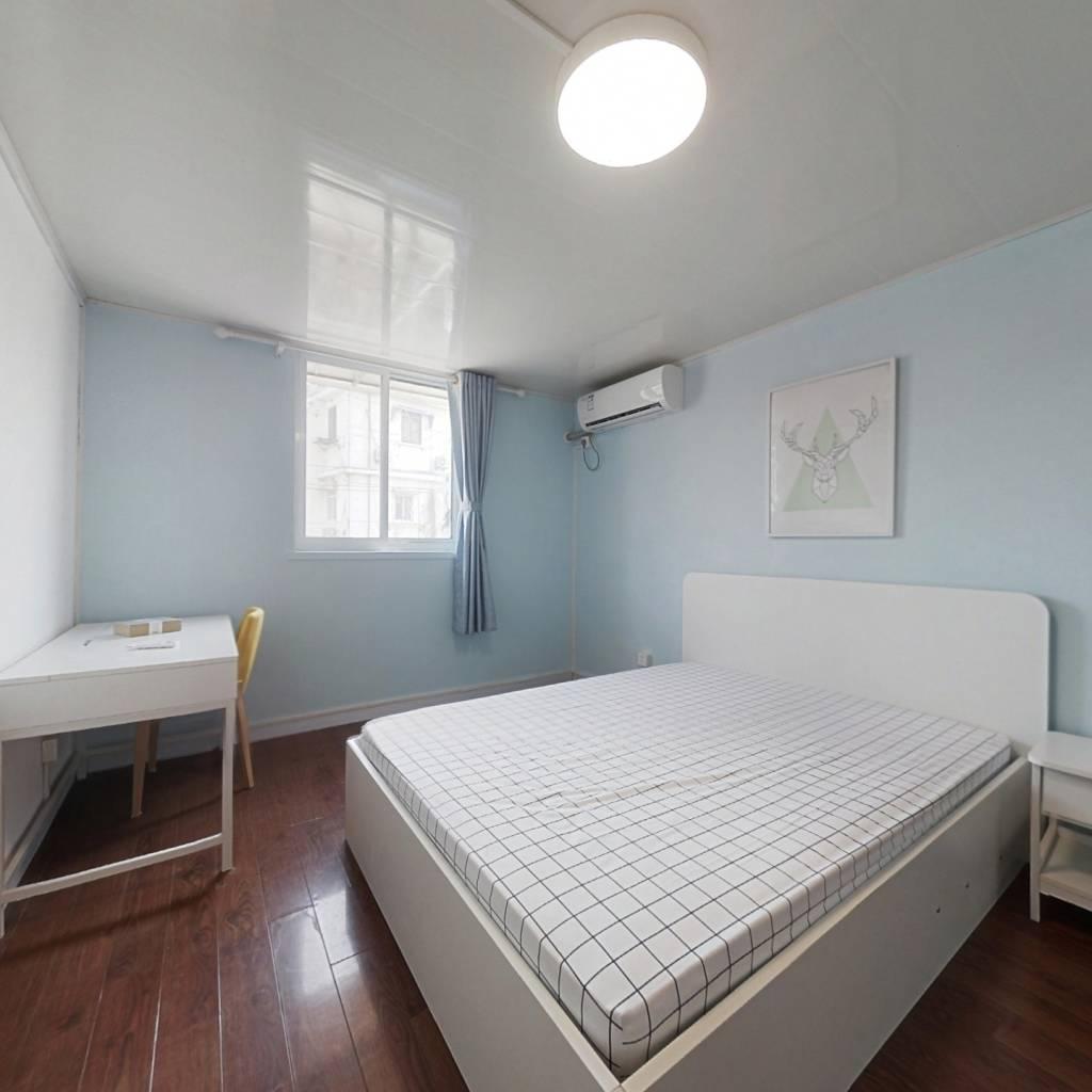 整租·上钢三村 1室1厅 南卧室图