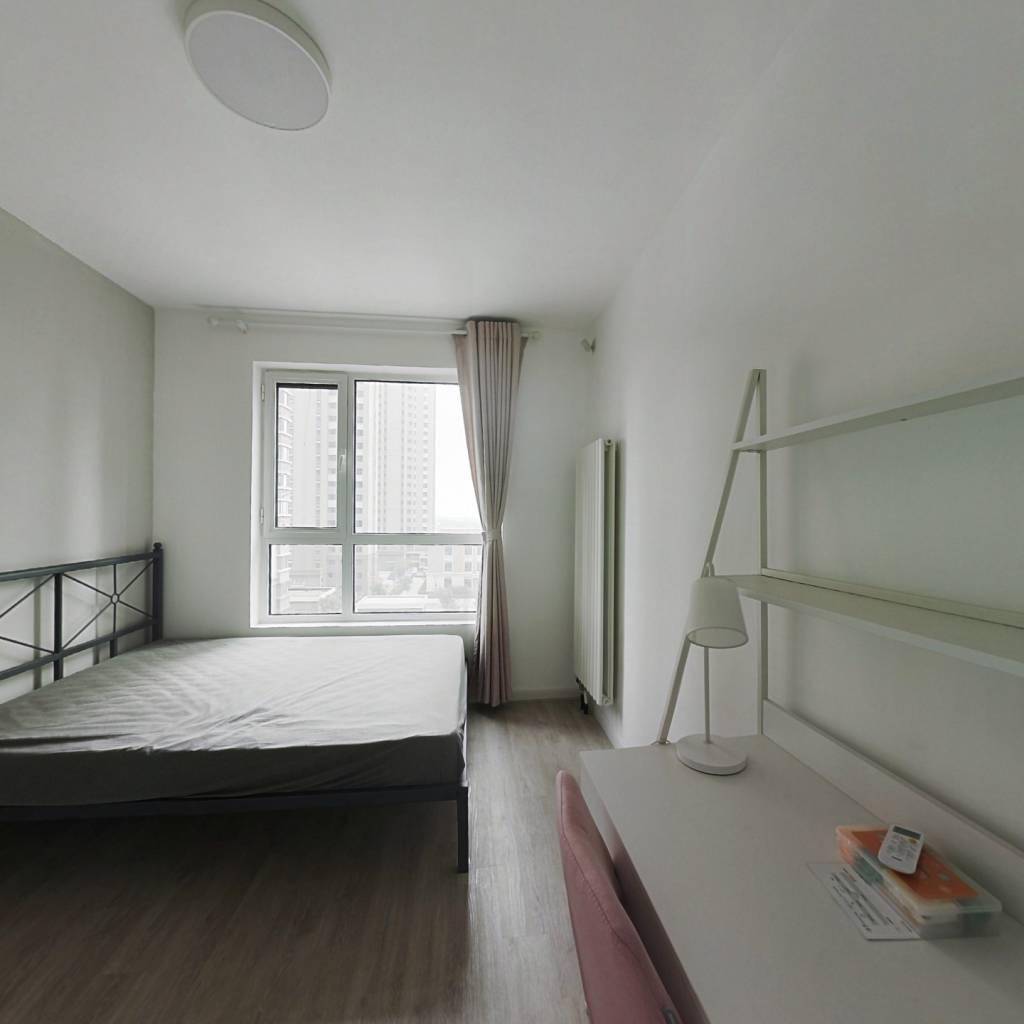 合租·海雅园南区 3室1厅 北卧室图