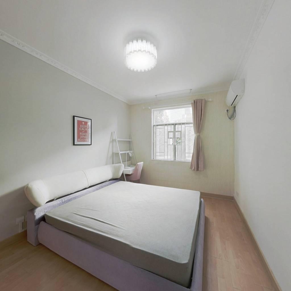 合租·东乐花园 4室1厅 北卧室图