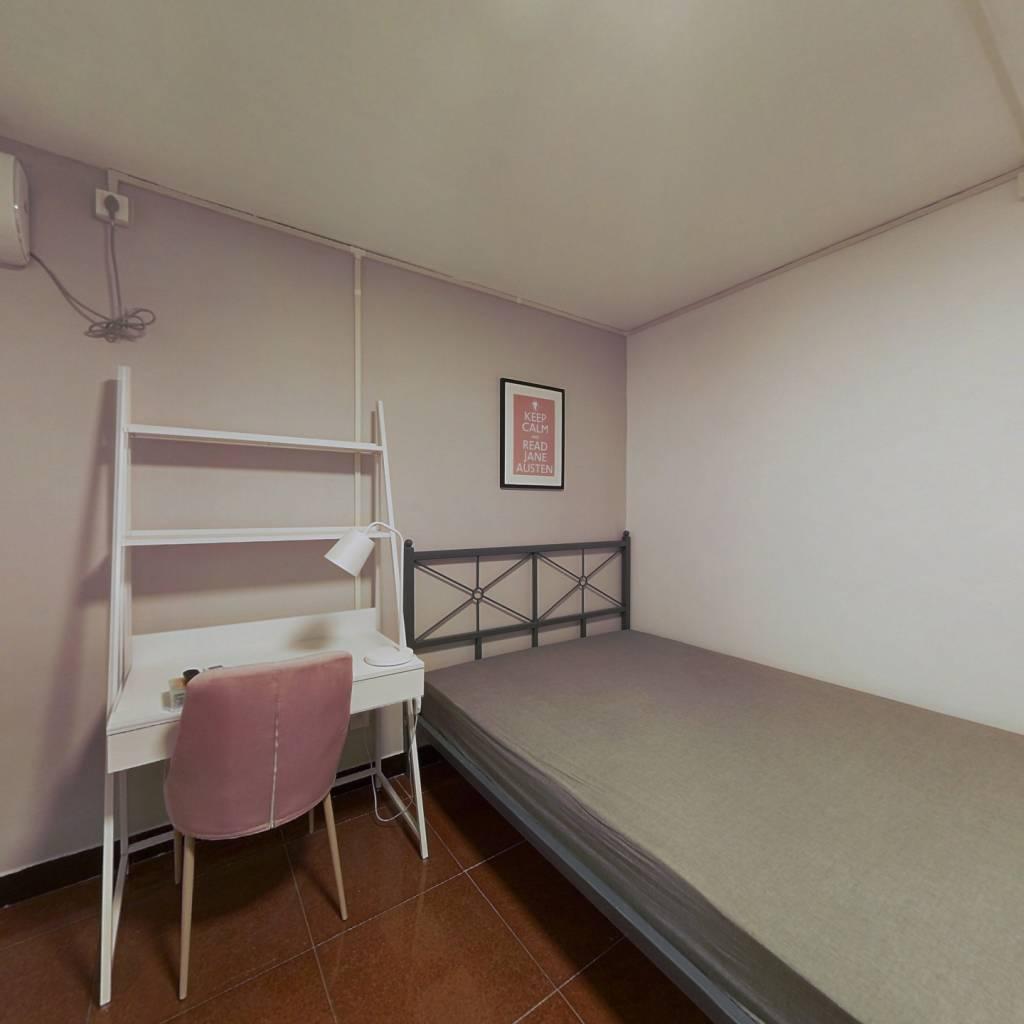 合租·方南家园一期 3室1厅 南卧室图