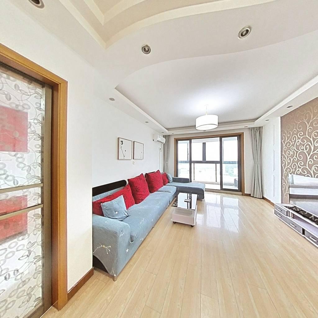 整租·康桥水都(公寓) 2室1厅 南卧室图