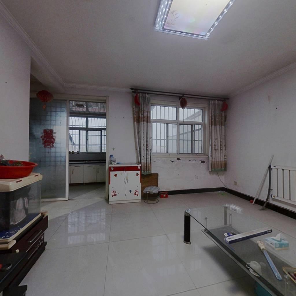 静心家园  两室  简装  大露台