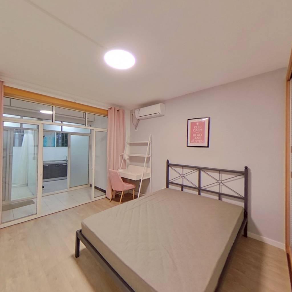 合租·仙霞大郡 2室1厅 西卧室图