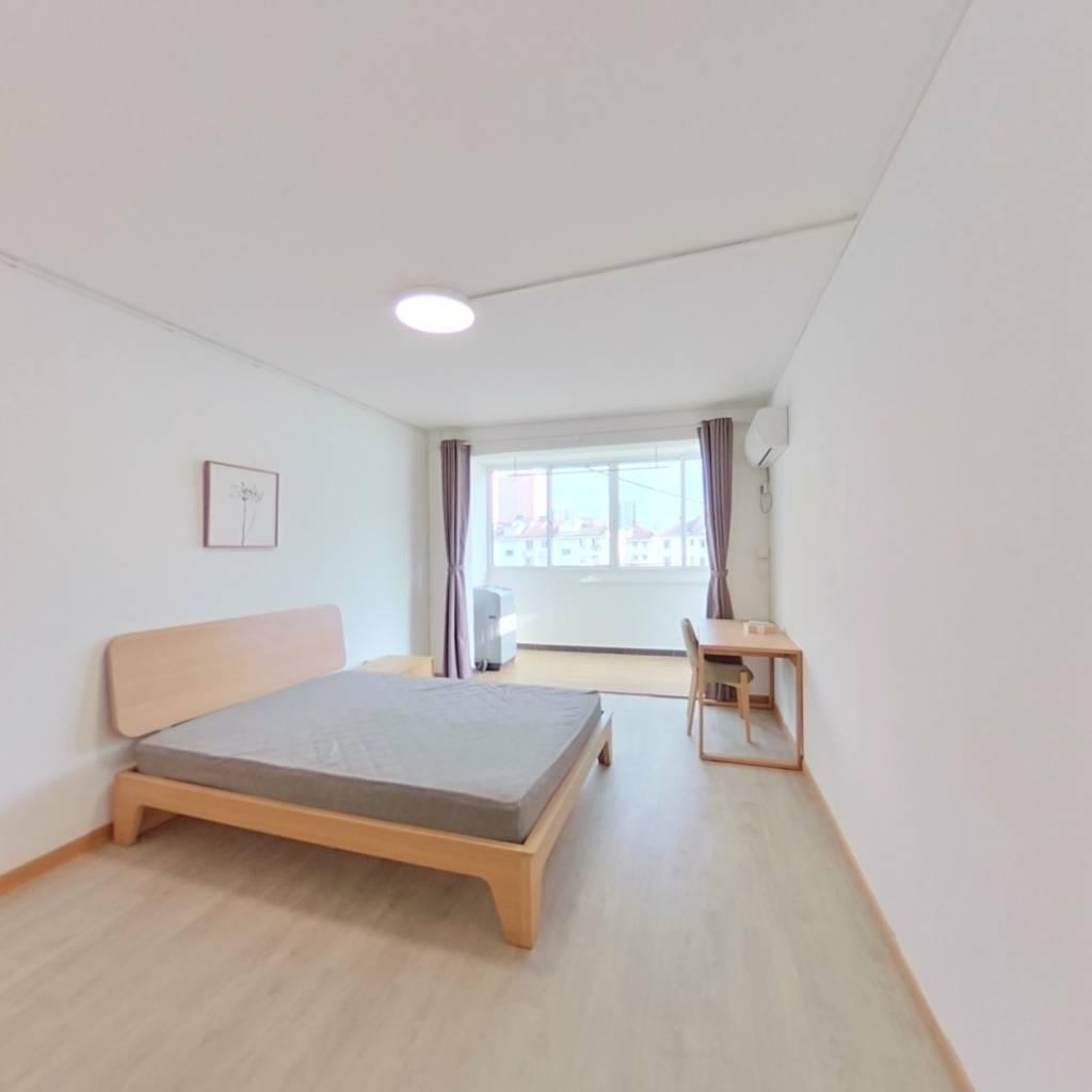 整租·华进公寓 2室1厅 南卧室图