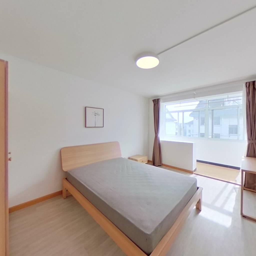 整租·宝隆新村 2室1厅 南卧室图