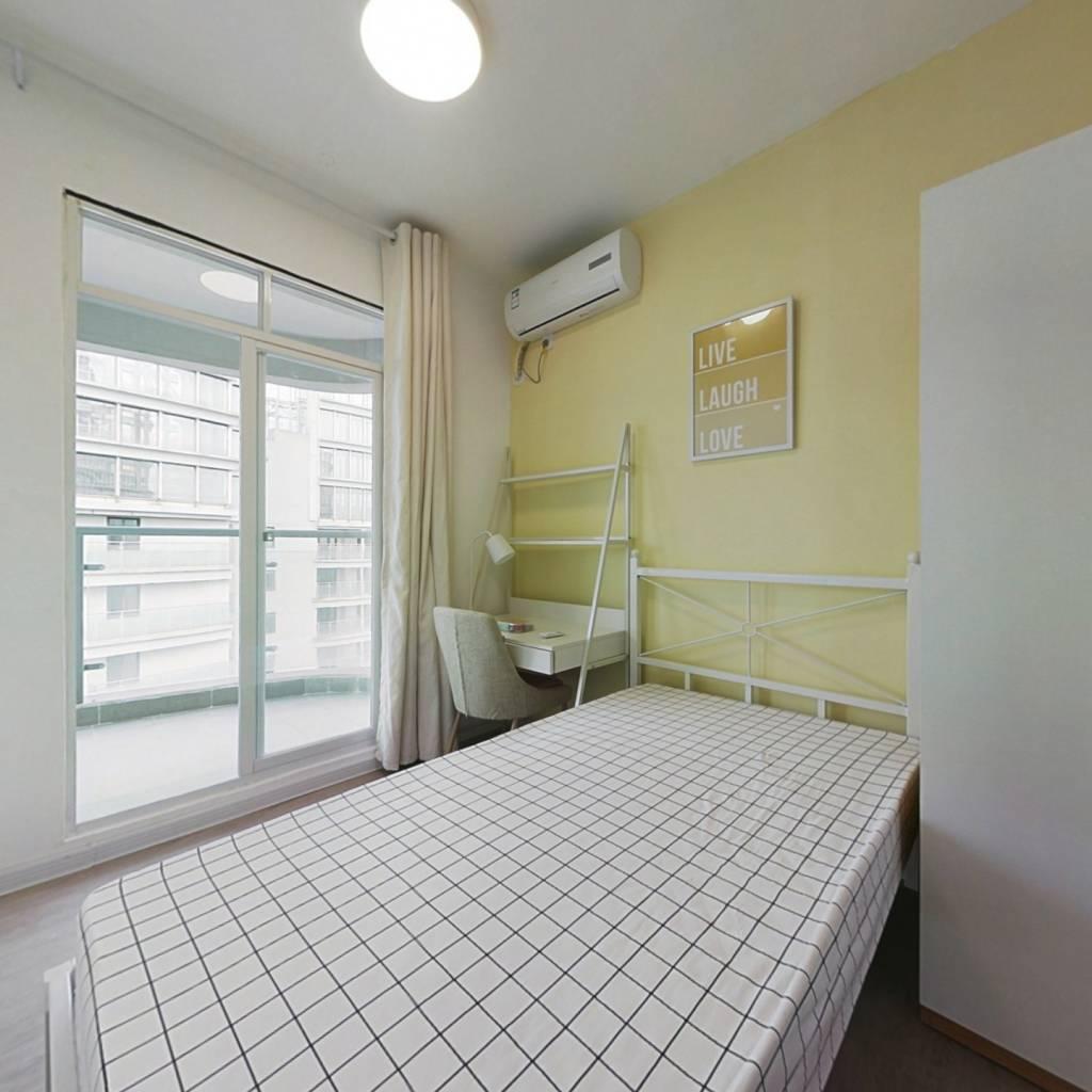 合租·红树湾 5室1厅 北卧室图