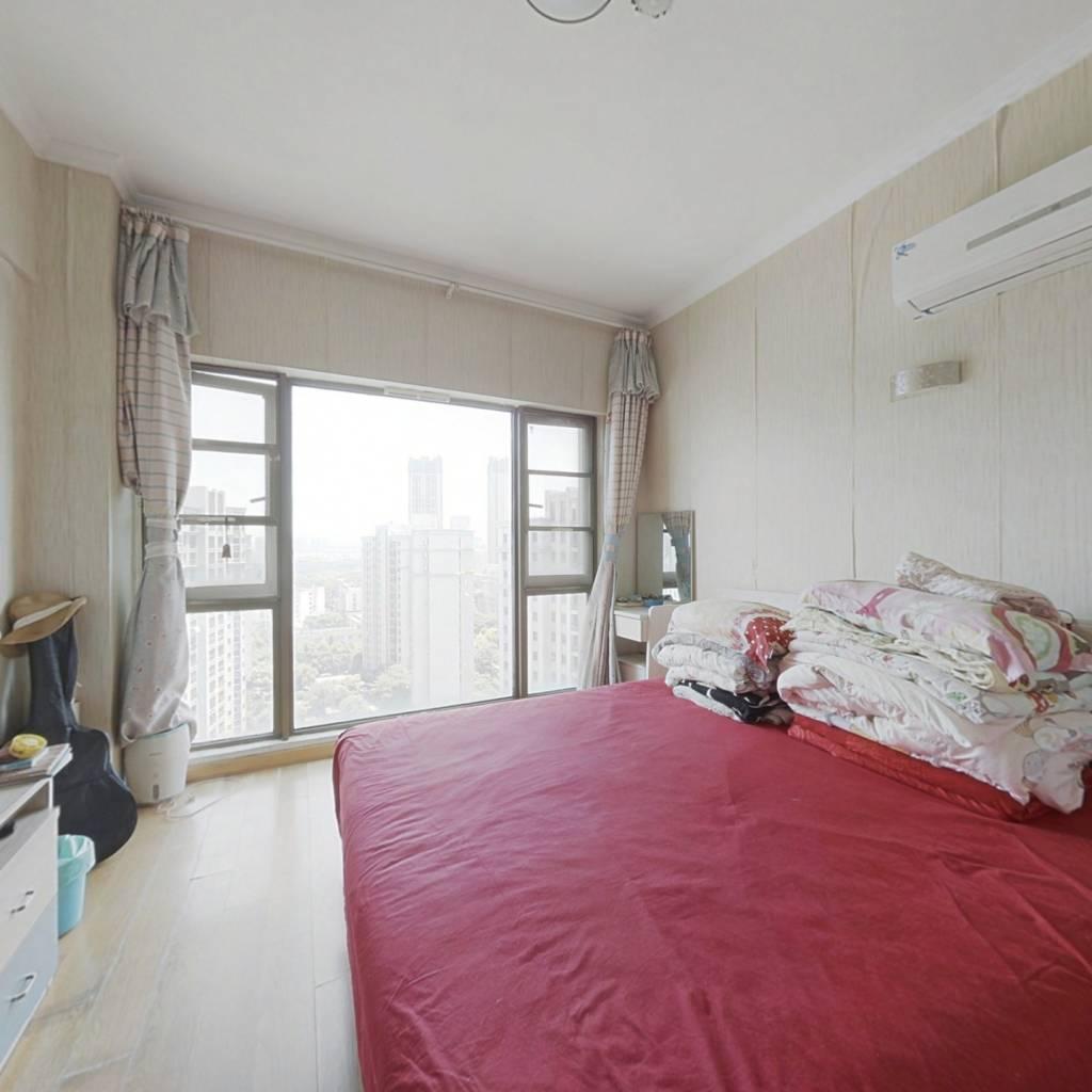 华科畔  金地华公馆  精装一居室  产证满二  诚售