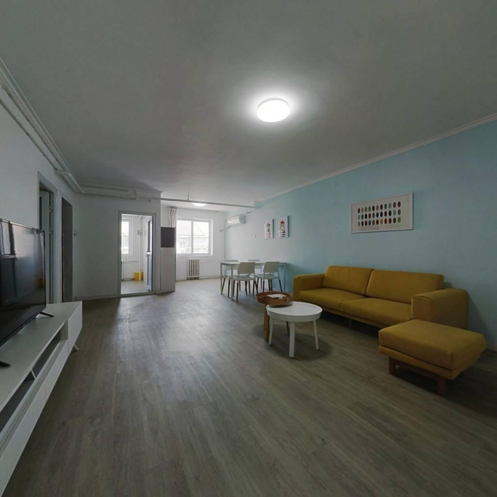 整租·亮甲店小区 2室1厅 南北卧室图