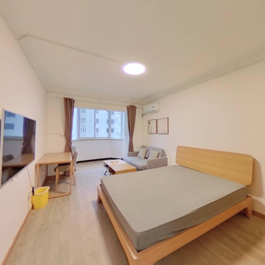 整租·三兴大楼 1室1厅 东卧室图
