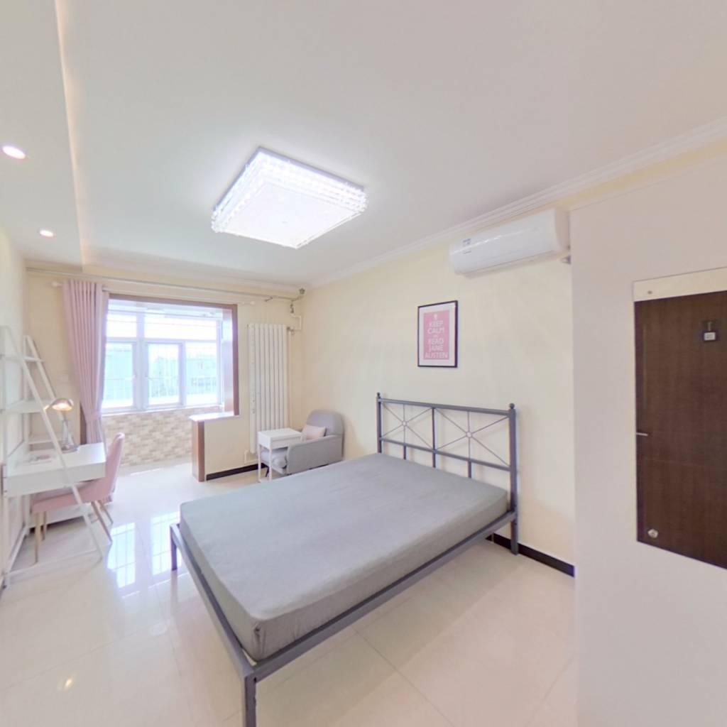 合租·建新北区 3室1厅 北卧室图
