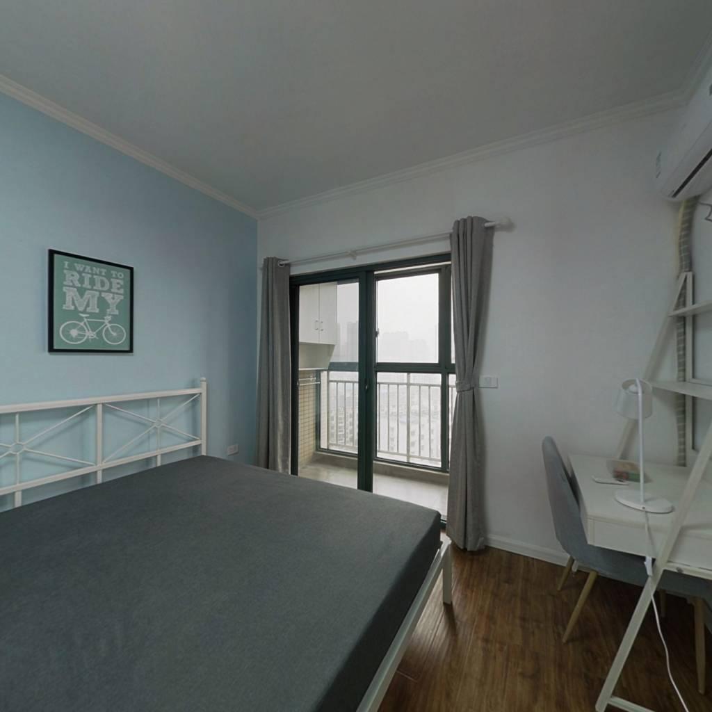 合租·红光颐景苑 3室1厅 南卧室图