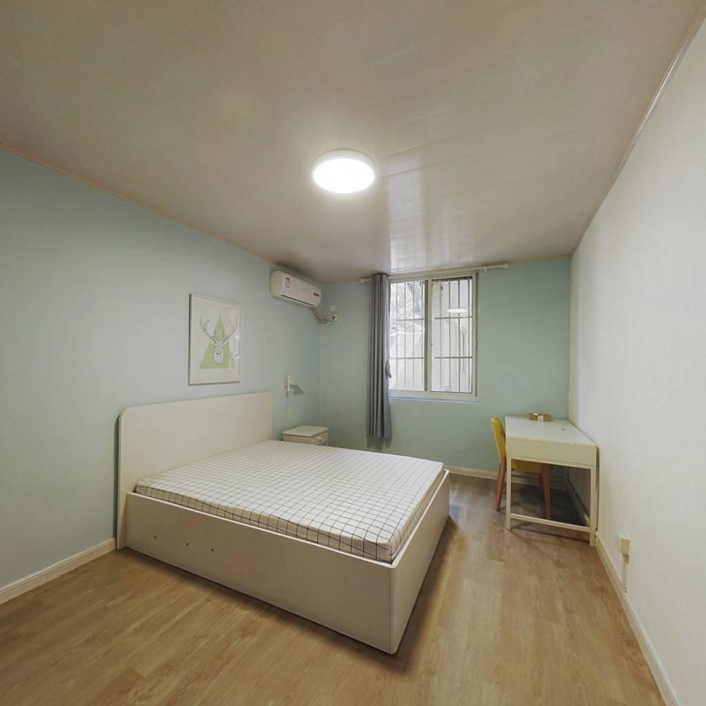 整租·宜川二村 1室1厅 南卧室图