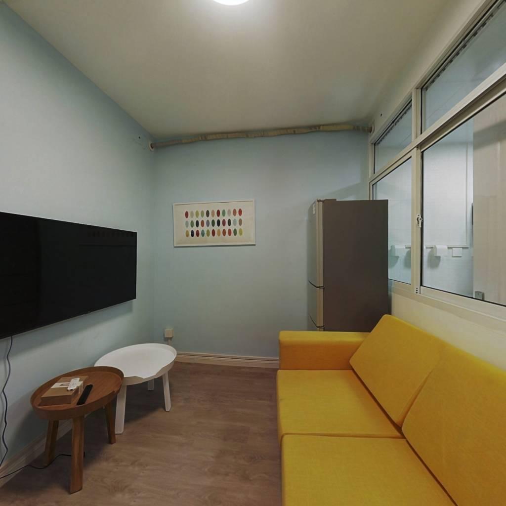 整租·新河二村 1室1厅 南卧室图