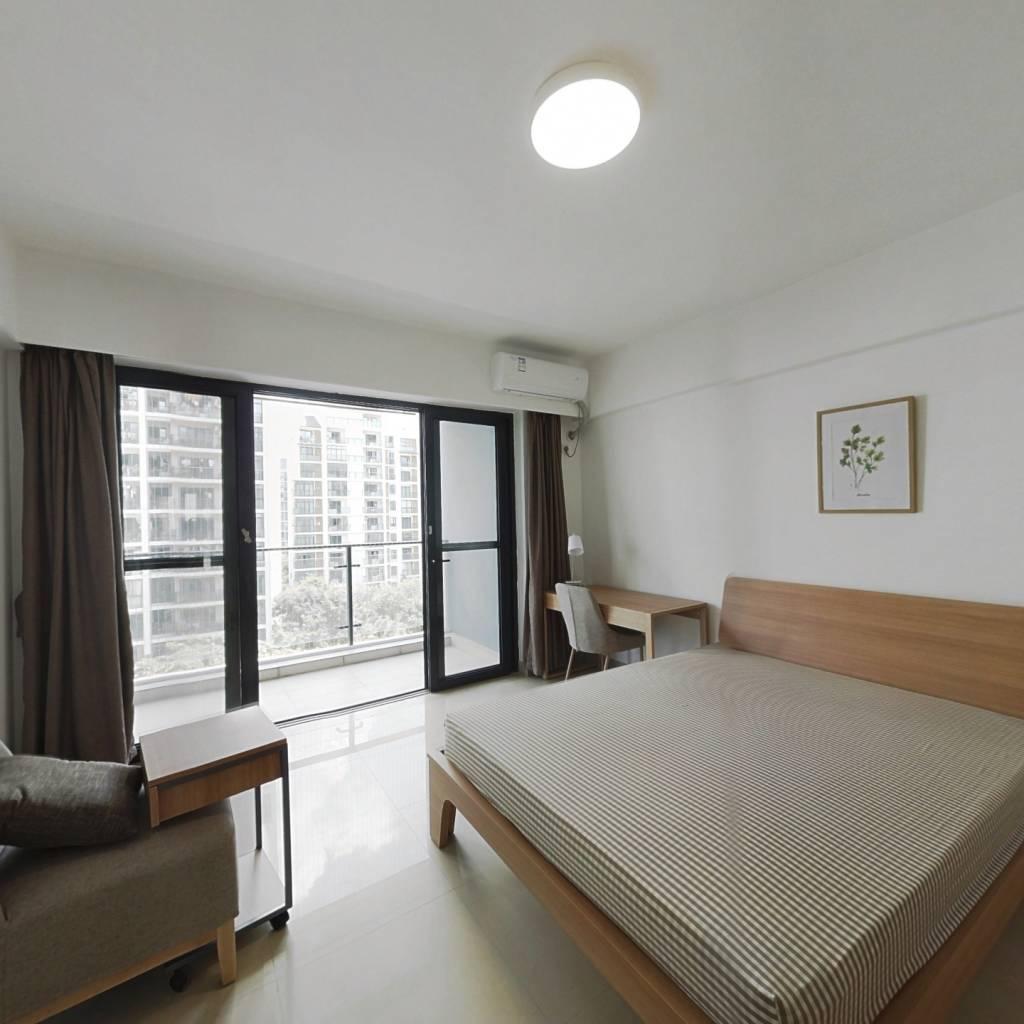 合租·亚运城运动员村一区 4室1厅 南卧室图