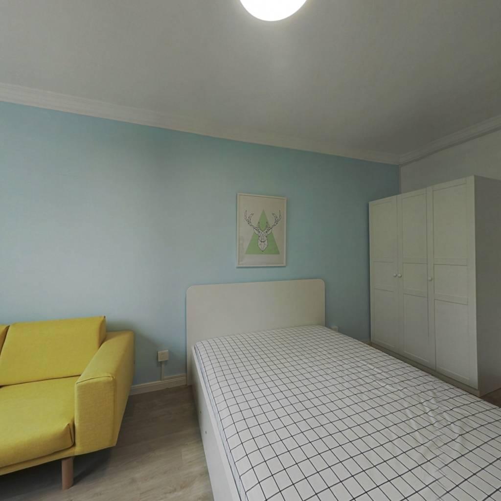整租·蒙自路601弄 1室1厅 西卧室图