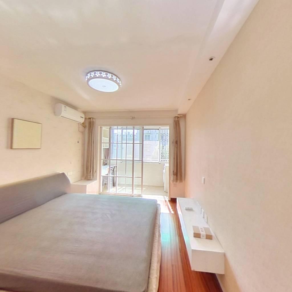 整租·景芳六区 2室1厅 南卧室图