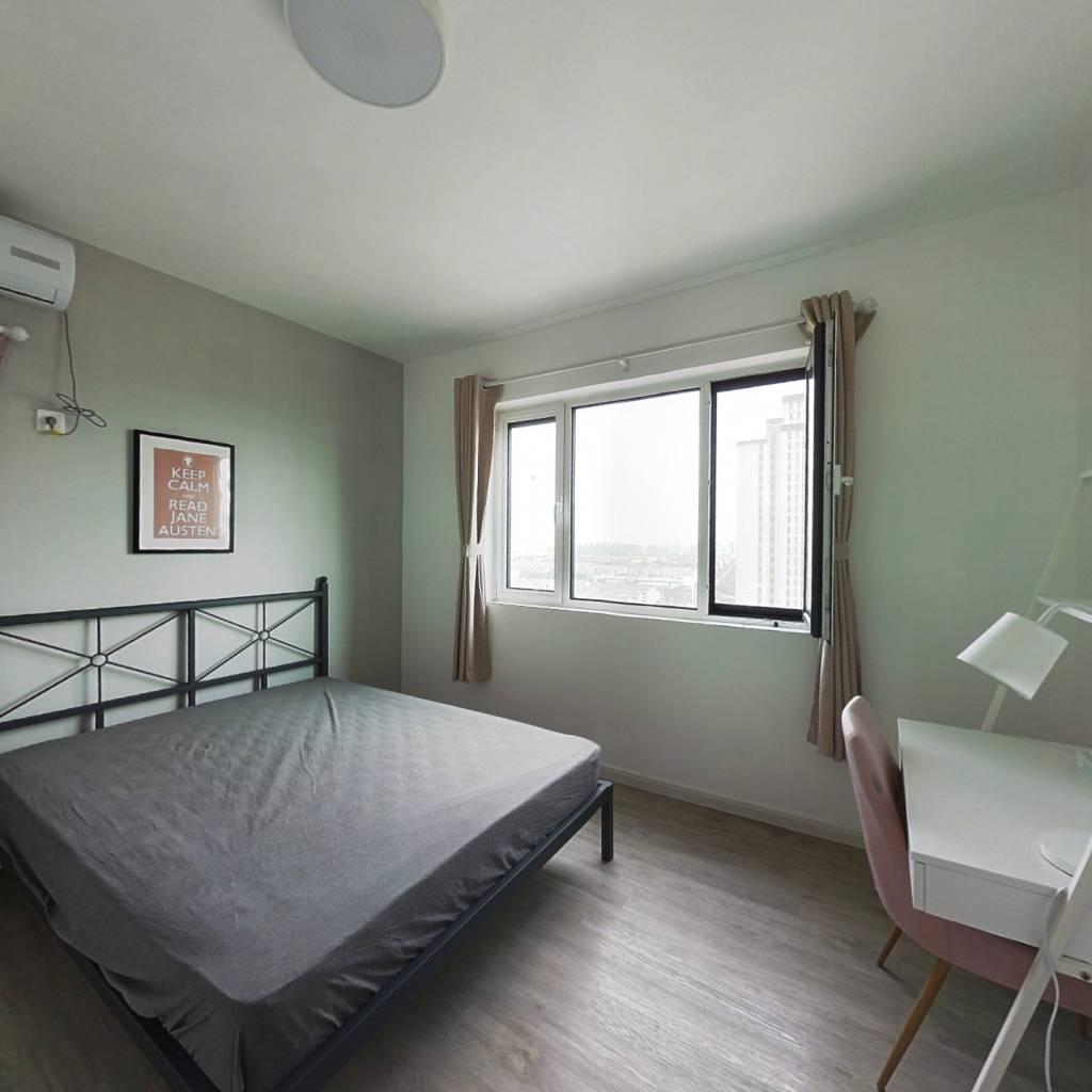 合租·路劲太阳城皓阳园 3室1厅 东卧室图