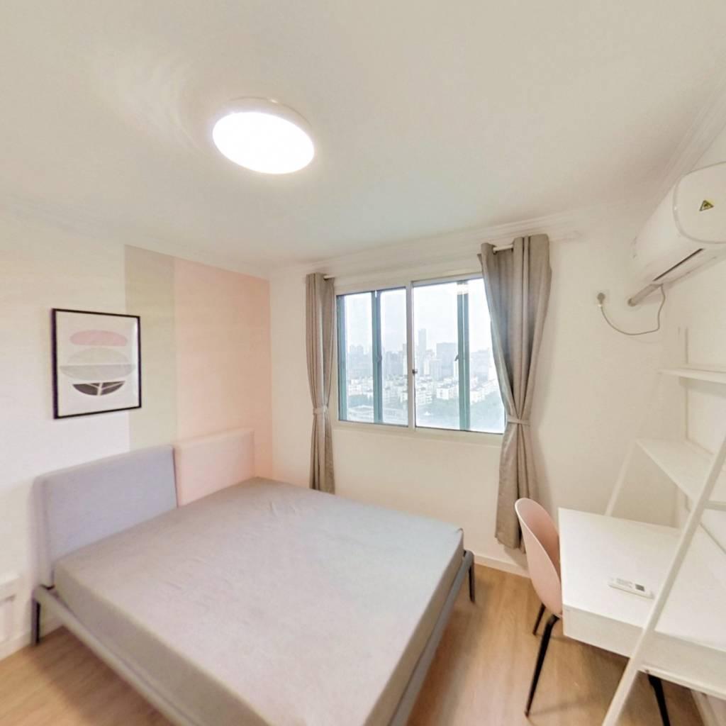 合租·新领地 3室1厅 东卧室图