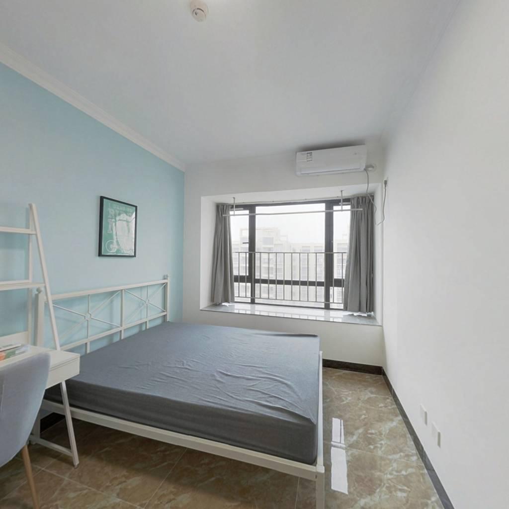 合租·东漖新村 4室1厅 北卧室图