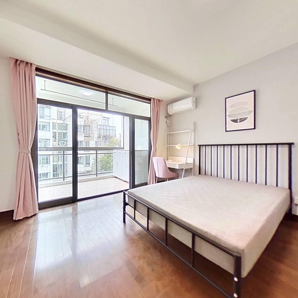 合租·上海家园 3室1厅 北卧室图