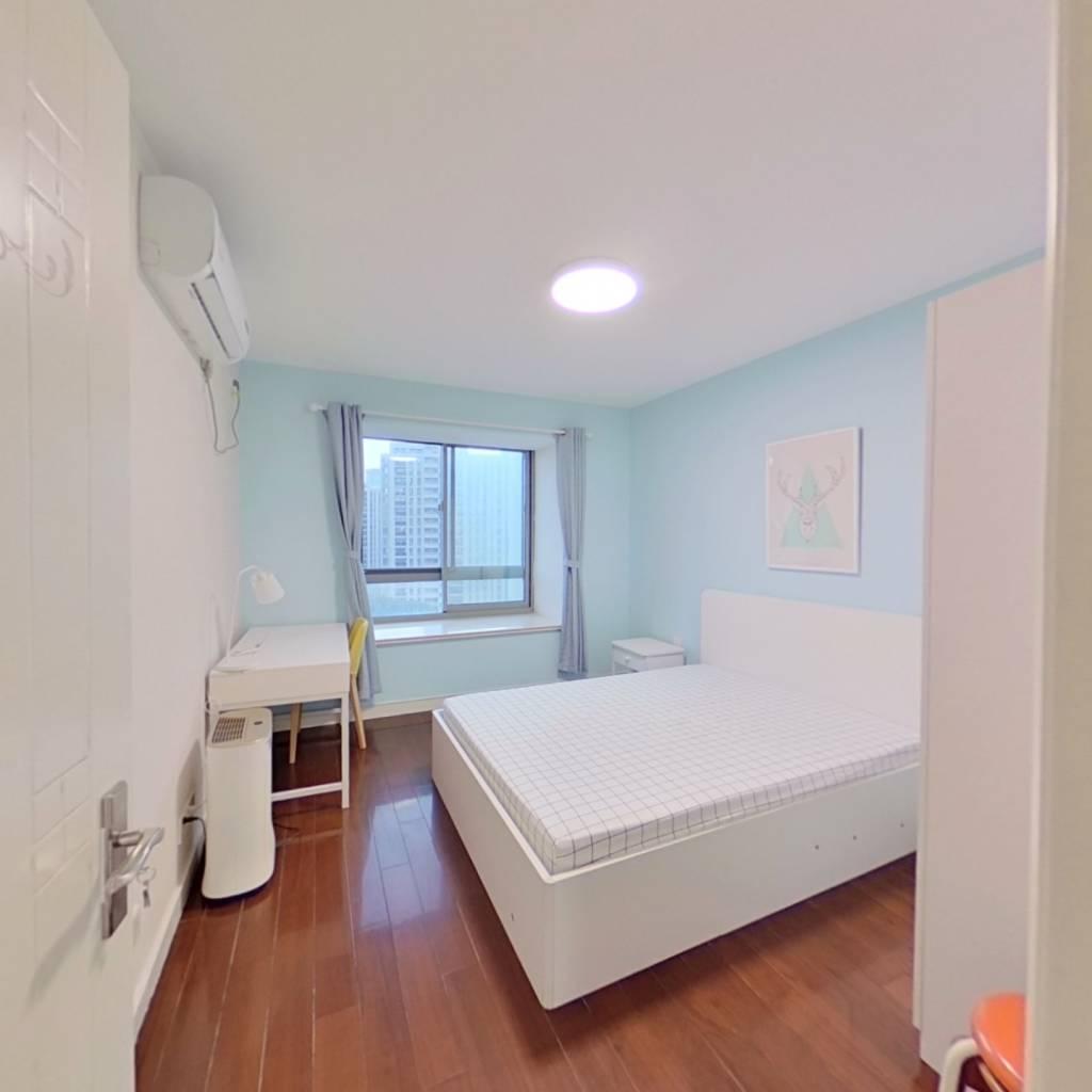 整租·恒阳花苑 2室1厅 南卧室图