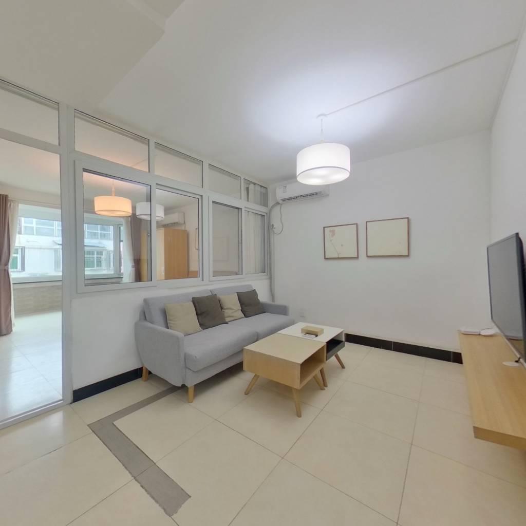 整租·建兴家园 2室1厅 南卧室图