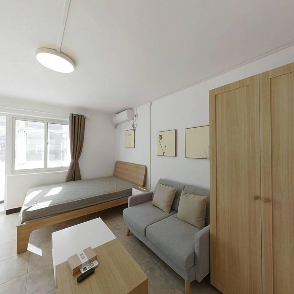 整租·潘家园东里 2室1厅 南北卧室图