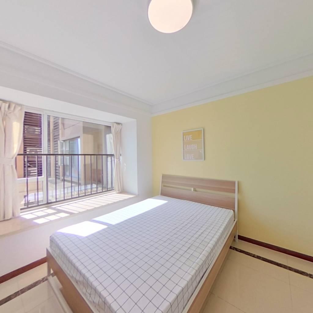 合租·锦江国际花园 3室1厅 东南卧室图